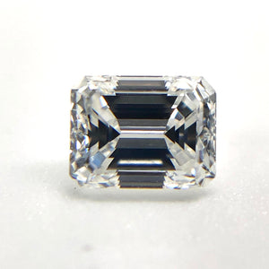 0.26ct G VS2 Emerald Cut Diamond