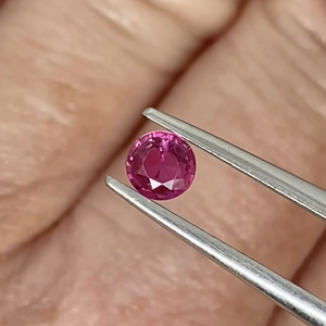 0.35ct Purplish Red Natural Ruby
