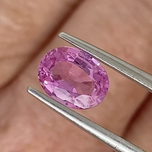 Load image into Gallery viewer, 1.53ct Pink Natural Sapphire