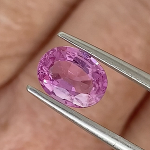 1.53ct Pink Natural Sapphire