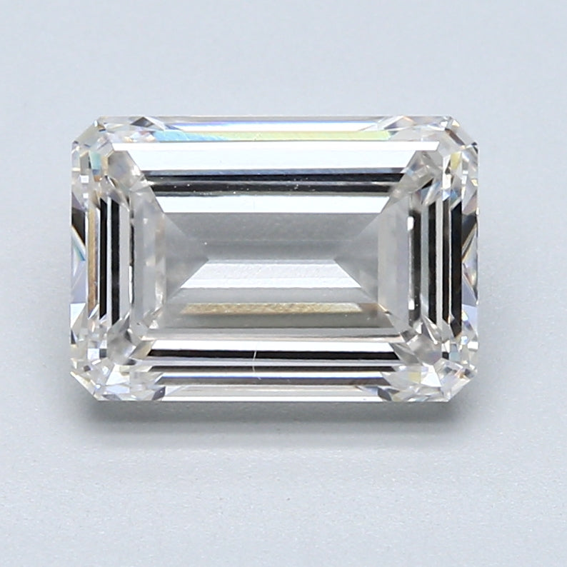 3.02ct. G VS1 Emerald Cut Certified Lab Grown Diamond