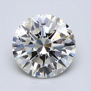 1.53ct. J SI2 Round Brilliant Certified Lab Grown Diamond