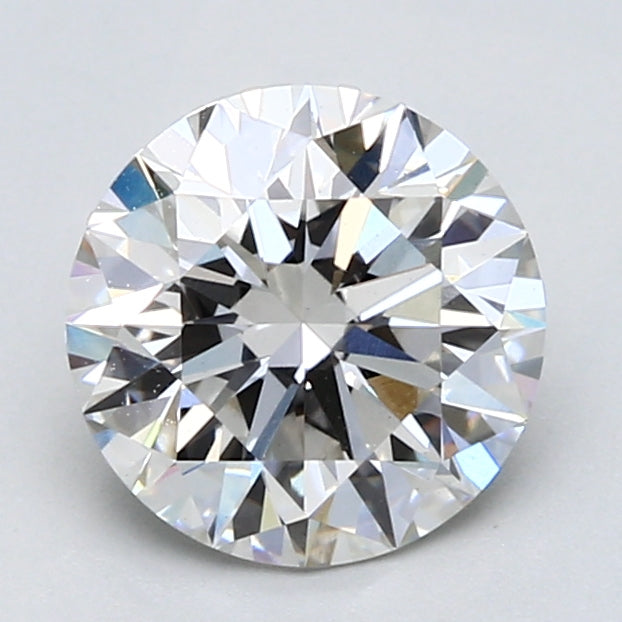 2.06ct. G VS1 Round Brilliant Certified Lab Grown Diamond
