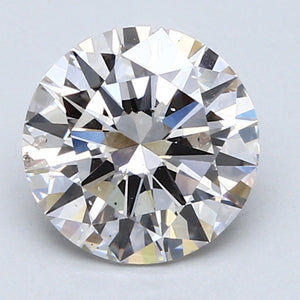 2.12ct. I SI1 Round Brilliant Certified Lab Grown Diamond