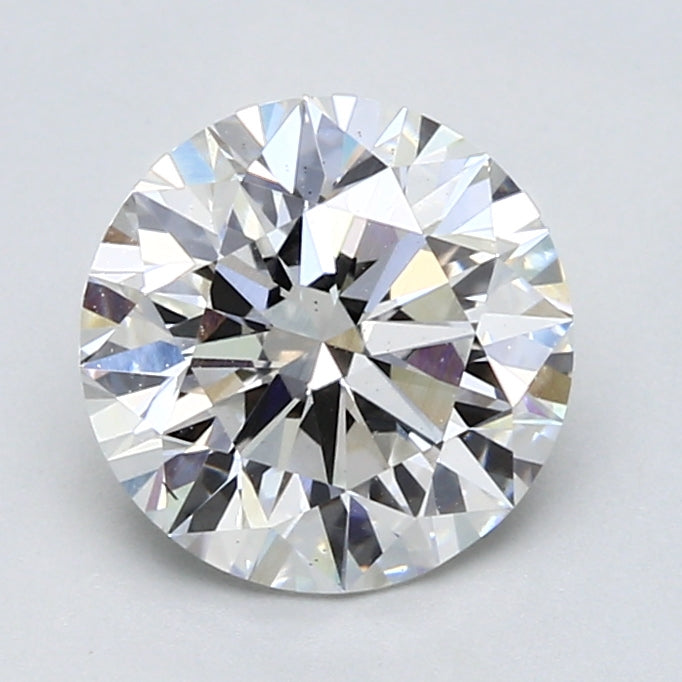 2.24ct. F VS2 Round Brilliant Certified Lab Grown Diamond