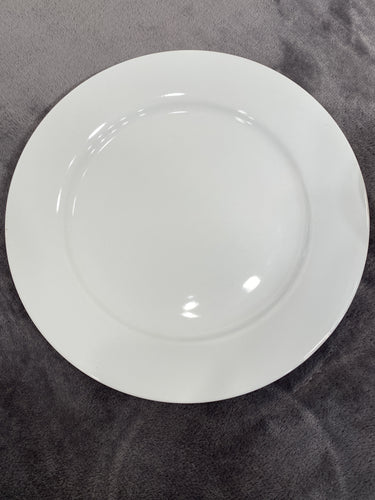 DL Tableware Round Plates #1205 - New Orleans Habitat for Humanity ReStore Elysian Fields