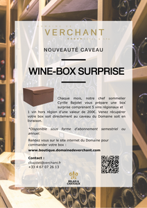 Wine Box Surprise