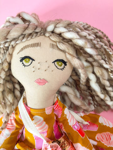 rag doll no.10