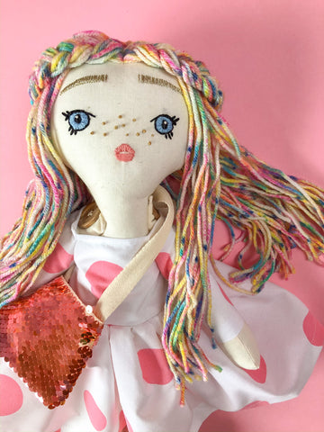 rag doll no.11