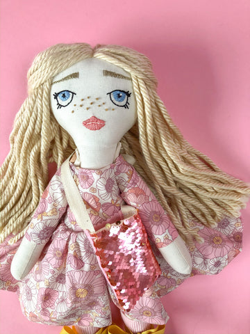 rag doll no.13