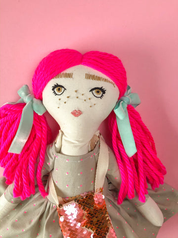 rag doll no.14
