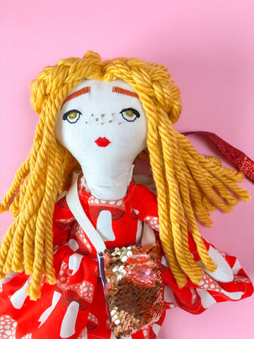 rag doll no.15