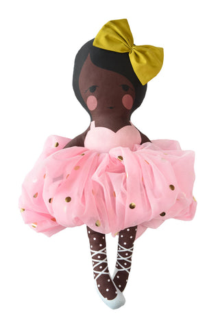 the abigail celebration ballerina doll