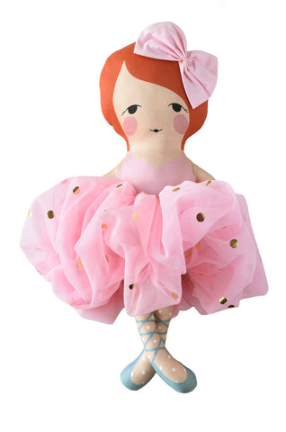 the adele celebration ballerina doll