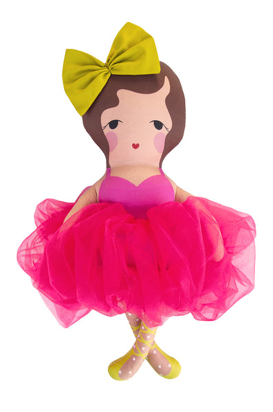 the aurelie ballerina doll