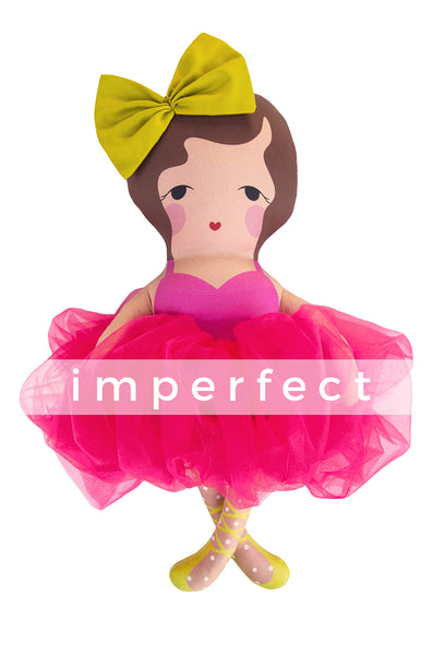 the imperfect aurelie doll