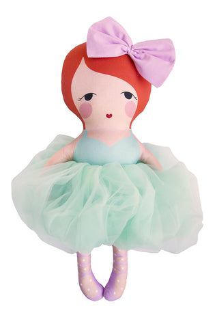 the autumn ballerina doll