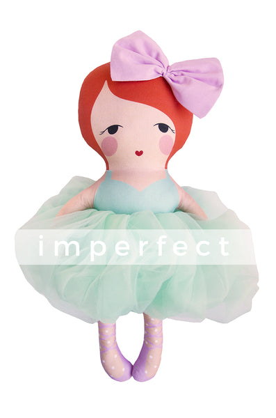 the imperfect autumn doll