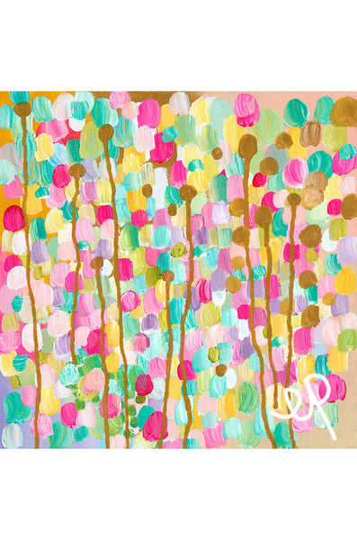 the 'confetti' painting