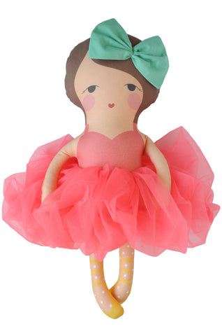 the genevieve ballerina doll