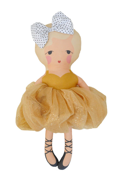 the vivienne ballerina doll