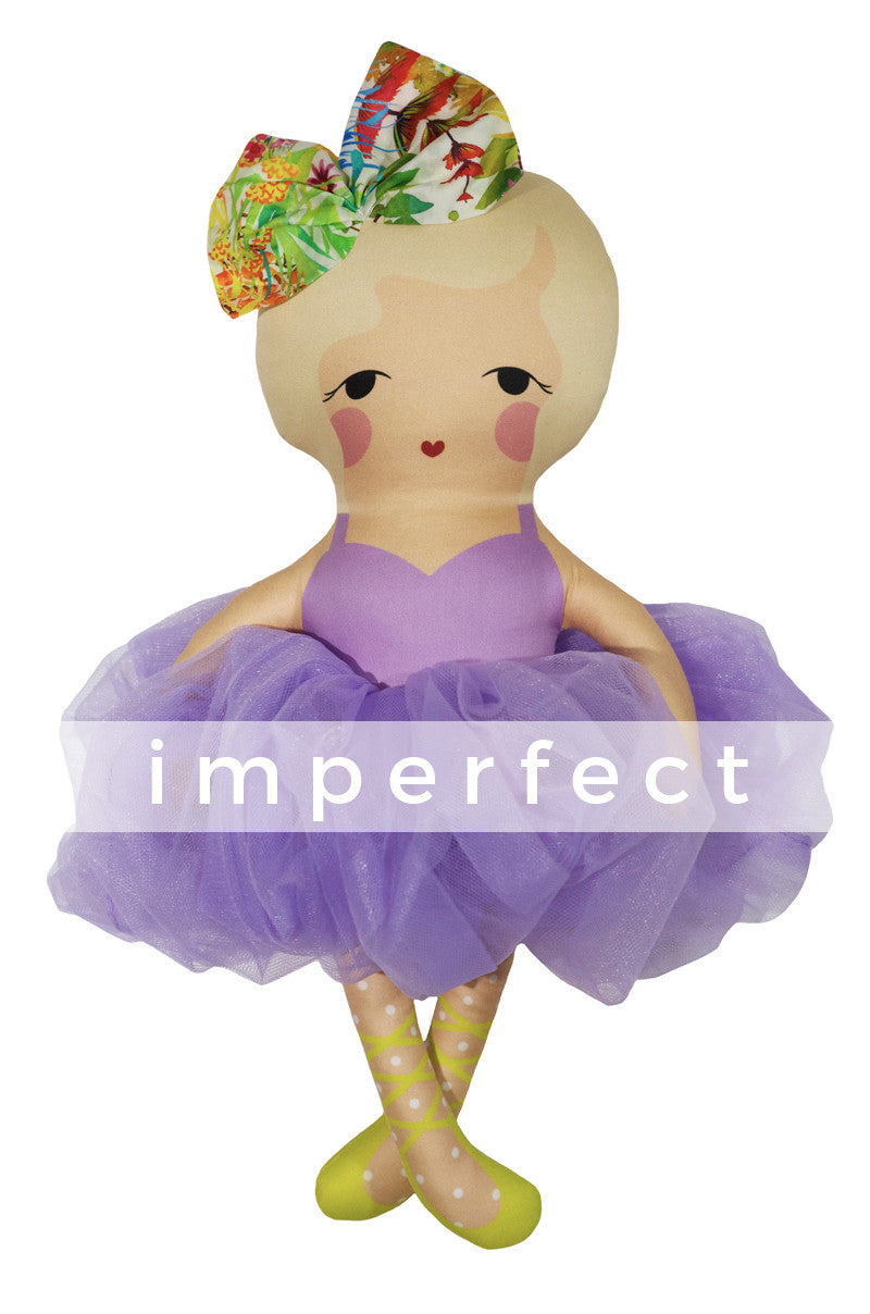 the imperfect bailee doll