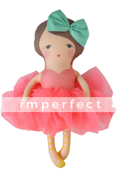 the imperfect genevieve doll