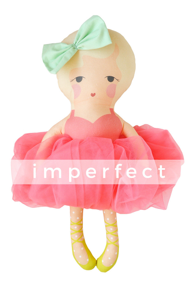the imperfect grace doll