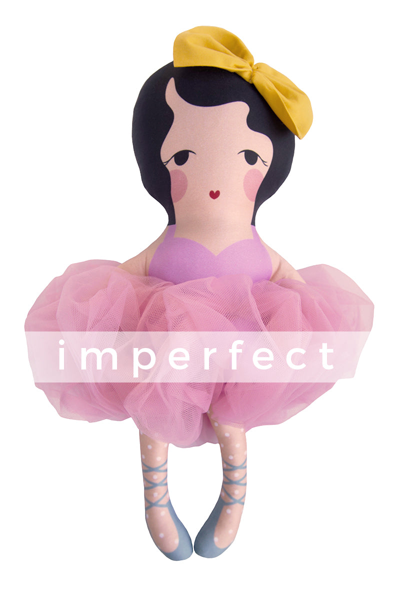 the imperfect sloan doll