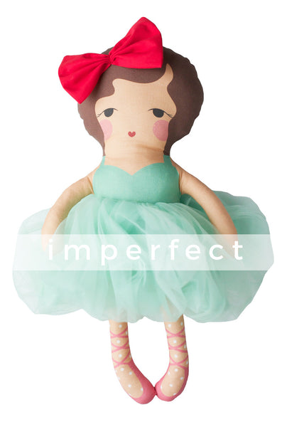 the imperfect sydney doll