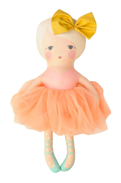 the langley ballerina doll