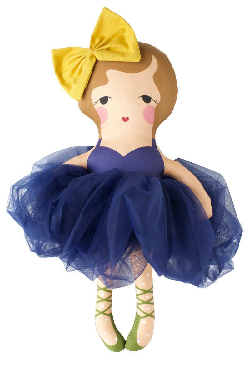 the naomi ballerina doll with limited edition bow