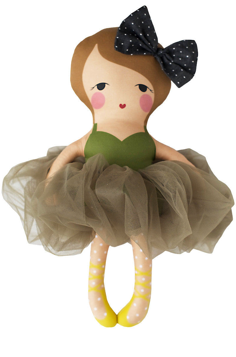 the odette ballerina doll