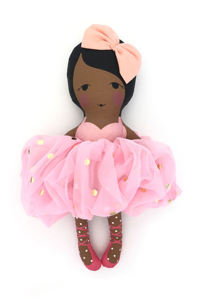 the betty celebration ballerina doll