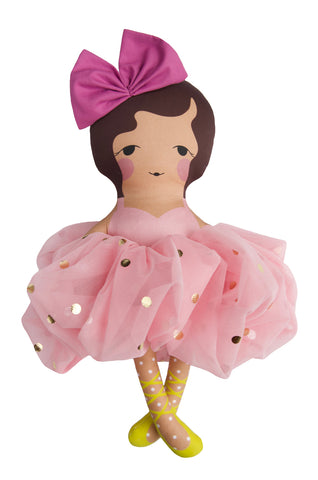 the penelope celebration ballerina doll