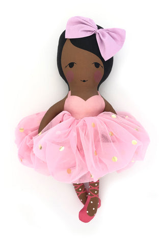 the beatrice celebration ballerina doll