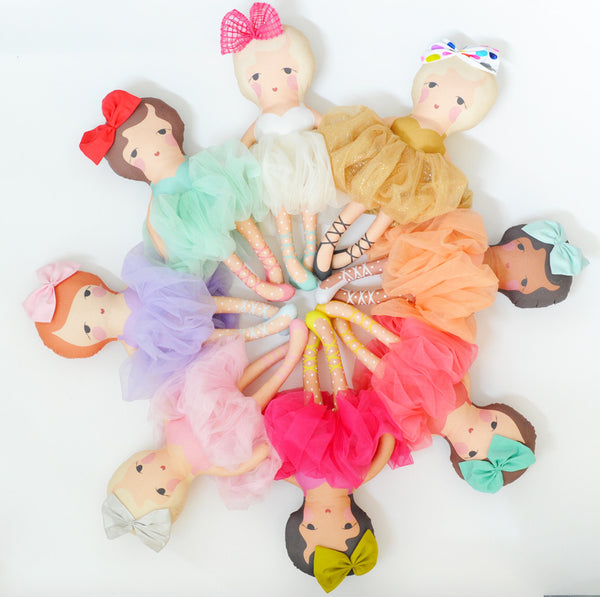 the bailee ballerina doll with limited edition bow
