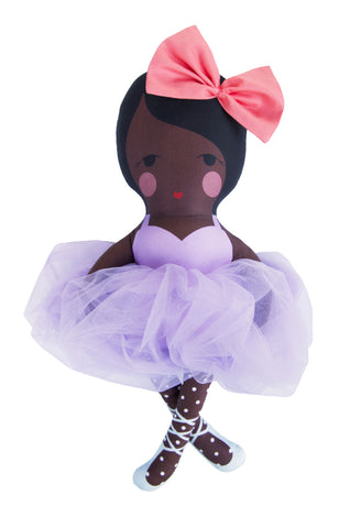 the raven ballerina doll