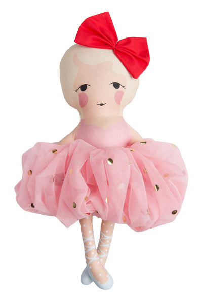 the everly celebration ballerina doll