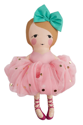 the harper celebration ballerina doll