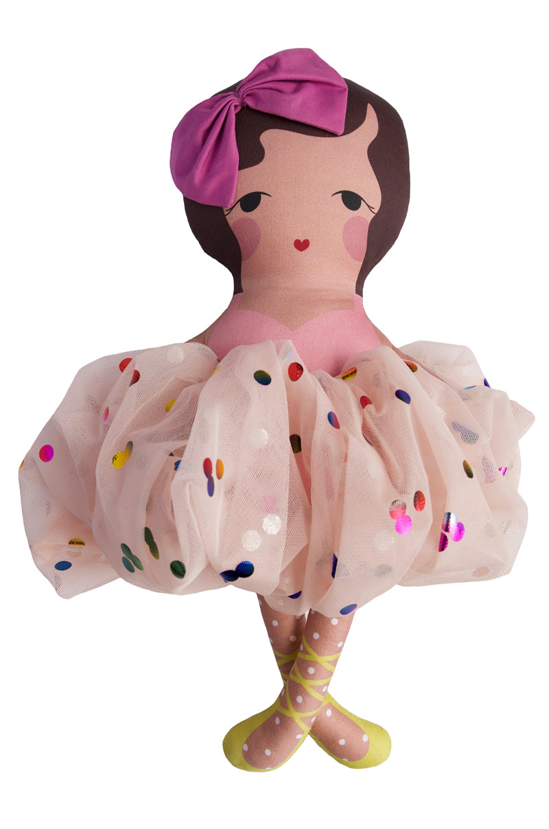 the isabella celebration ballerina doll
