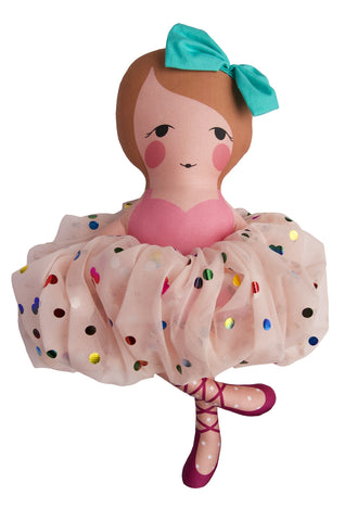 the lillie celebration ballerina doll