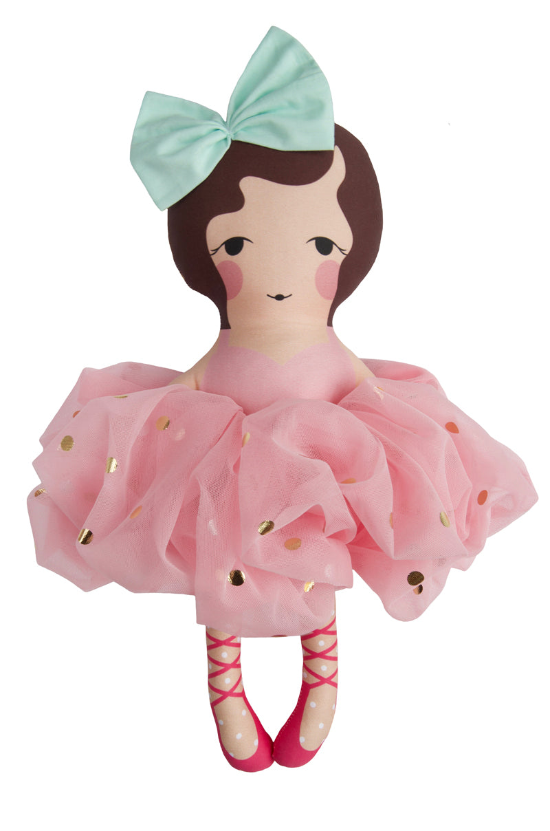 the madison celebration ballerina doll