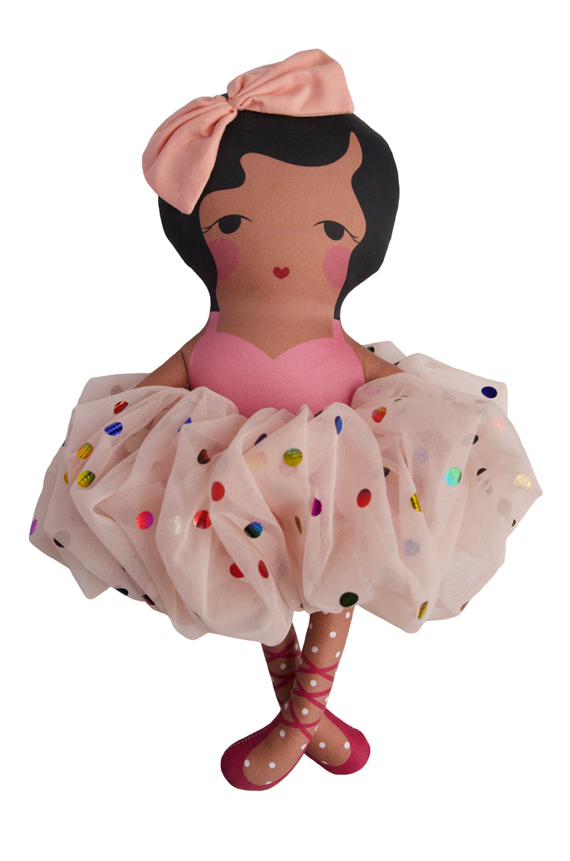 the stella celebration ballerina doll