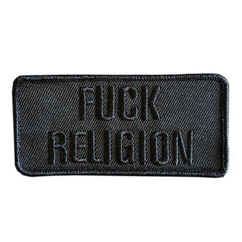 Patch || Fuck Religion