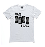 Vag Flag || White