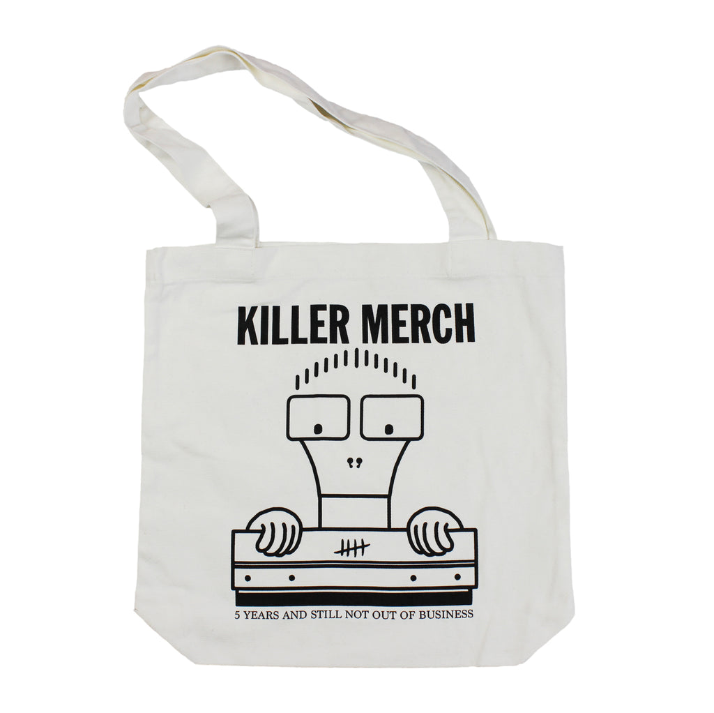 Tote Bag || Descendents || White