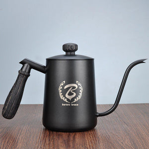 Barista Space Brewing Kettle 600ml Black