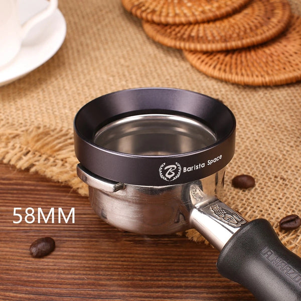 Barista Space 58mm dosing funnel with magnet