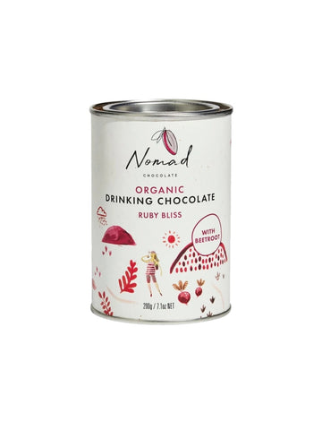 NOMAD Organic Chocolate - Ruby Bliss 200g
